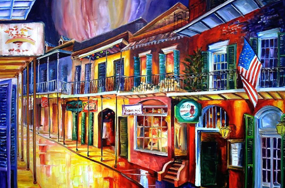 Broussard's French Quarter